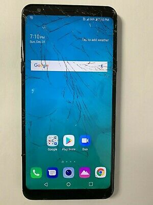 ONE OF THE LG Stylo 4 Q710AL 32 GB Black (Boost Mobile) Smartphone