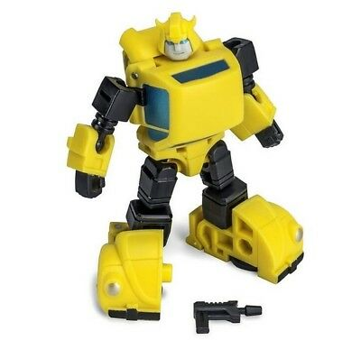 NewAge Toys Transformers Mini Warrior Heroes 01 H1 Flipper Bumblebee In Stock