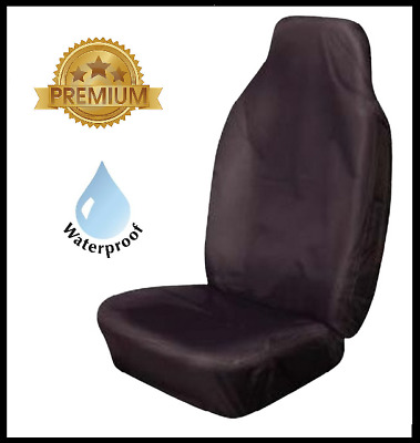Premium VAUXHALL MOVANO Waterproof Heavy Duty Front Single Seat Cover