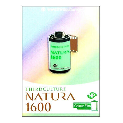 ThirdCulture Natura 1600 35mm Lapel Pin - FLAT-RATE AU SHIPPING!