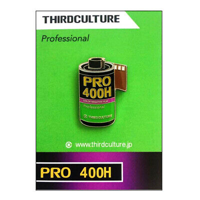 ThirdCulture Pro 400H 35mm Lapel Pin - FLAT-RATE AU SHIPPING!