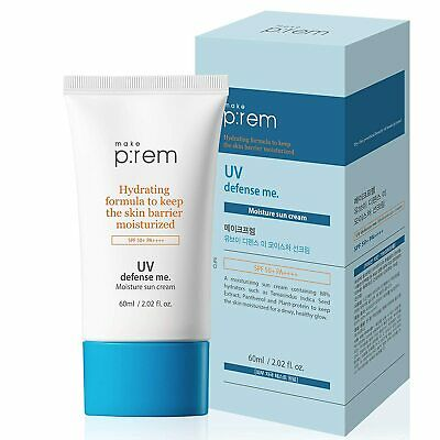 [MAKE P:REM] UV defense me. Blue ray Sun Cream SPF 50+ PA++++ - 70ml