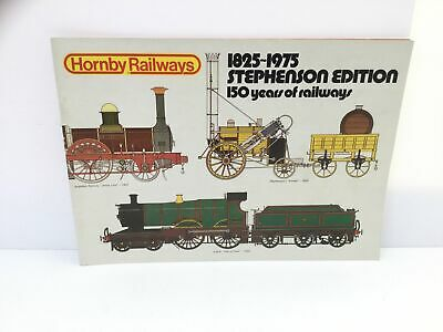 Hornby 1975 Catalogue 21st Edition