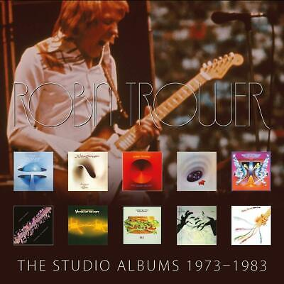 Robin Trower - The Studio Albums 1973-1983 10CD - New - Sealed - CRB1075
