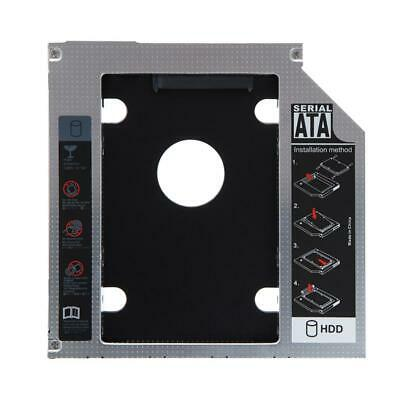 SATA SSD Adapter HDD Hard Disk Drive Caddy for Laptop CD/DVD-ROM Optibay