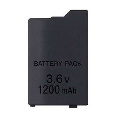 1200mAh 3.6V Li-ion Rechargeable Battery Pack for Sony PSP 2000/3000 PSP-S110