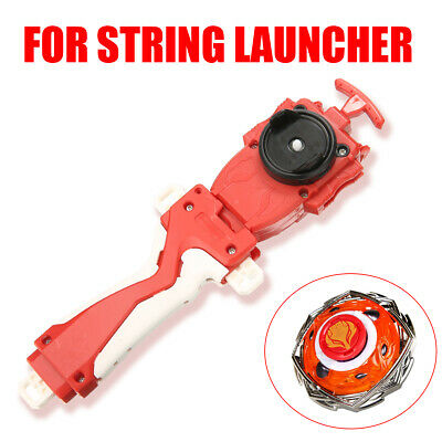 For Beyblade Burst B-11 Red String Launcher Beylauncher With Red GRIP Set Toy