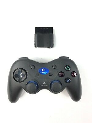 PlayStation 2 Logitech Cordless Action Wireless Controller Receiver