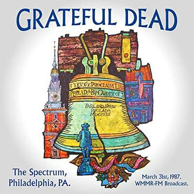 Grateful Dead - The Spectrum, Philadelphia, PA, March 31st 1987 (2CD) (2019)