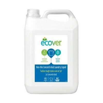 Ecover Concentrated Non Bio Laundry Liquid 5Ltr x 12 Pack