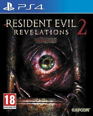Resident Evil Revelations 2     PS4   UK