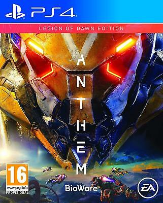 Anthem - Legion of Dawn Edition - PS4  PREORDER  ( 22/02/2019 )  ITA