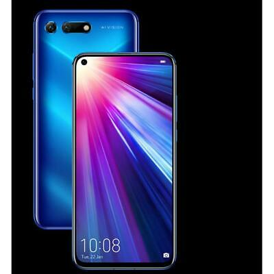 Honor View 20 Phantom Blue 256Gb Camera 3D Dual Sim Garanzia Italia 24 Mesi