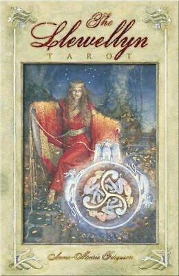 The Llewellyn Tarot by Anna-Marie Ferguson, Cards Book, New, FREE & Fast Deliver