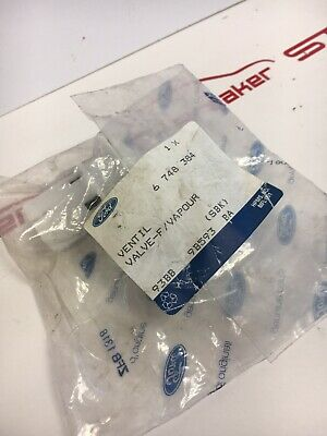 Brand New Genuine Ford Fuel Vapour Valve 6748384