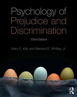 Ebםםk-Psychology of Prejudice and Discrimination 3rd Edition
