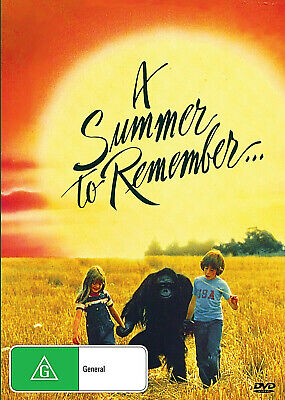 A SUMMER TO REMEMBER  James Farentino  Louise Fletcher  Family - DVD