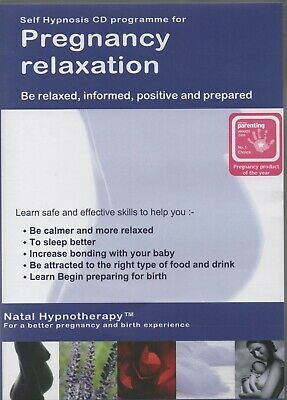 Pregnancy Relaxation - Self-Hypnosis Audio Cd