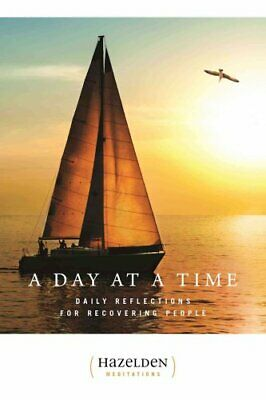 A Day at a Time : Daily Reflections for Recovering People by Anonymous (1994,...