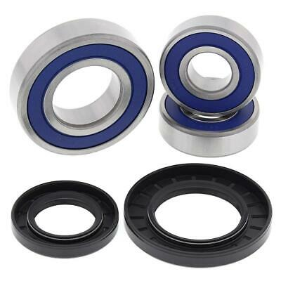 Kawasaki ZX-6R F1-F3 (ZX600) 95-97 WRP by All Balls Rear Wheel Bearing Kit