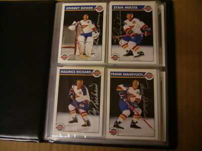 1969-70 Opc O Pee Chee Hockey Stamps Complete Set 26/26 Orr,howe,hull