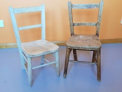 Two Childrens Chairs
