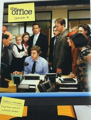 The Office: Season 4 (DVD, 2008, 4-Disc Set)