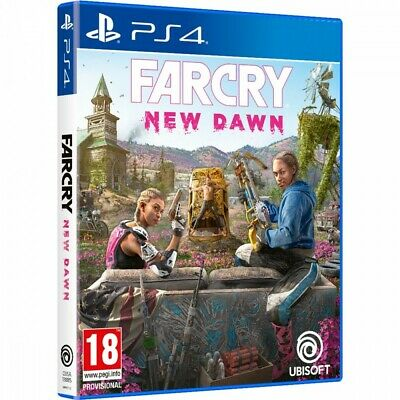 Far Cry New Dawn Ps4 Juego Físico Para Playstation 4 De Ubisoft