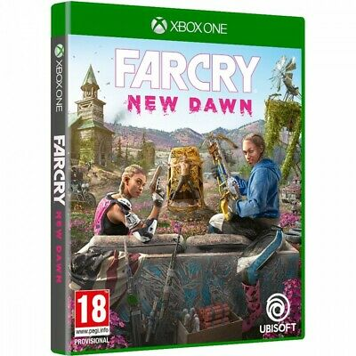 Far Cry New Dawn Xbox One Juego Físico Para Xboxone De Ubisoft