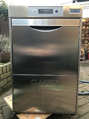Classeq D400 Undercounter Dishwasher With Water Softener  Winterhalter