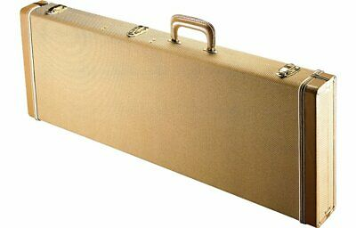 Gator GW-ELECTRIC-TW Deluxe Laminated Electric Guitar Wooden Case Tweed