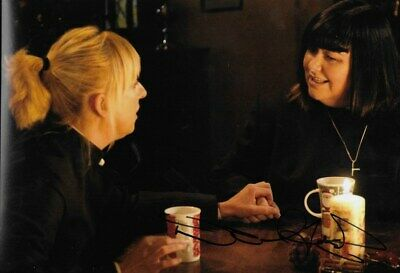 VICAR OF DIBLEY personally signed 10x8 - DAWN FRENCH as Geraldine Grainger