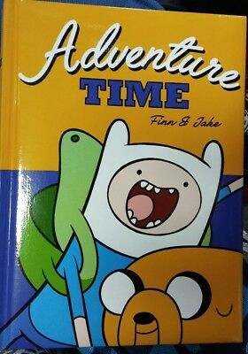 DIARIO ADVENTURE TIME FINN JAKE BLU SCUOLA POCKET