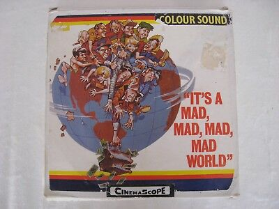 Super 8 It's a Mad, Mad, Mad, Mad World Color Sonido 120m