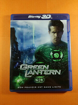 °!°/ Bluray + Bluray 3D - Green Lantern