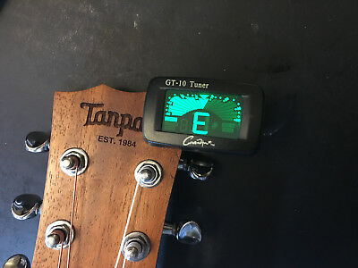 Digital Tuners Guitar Clip-On For Acoustic Electric Chromatic Bass Violin