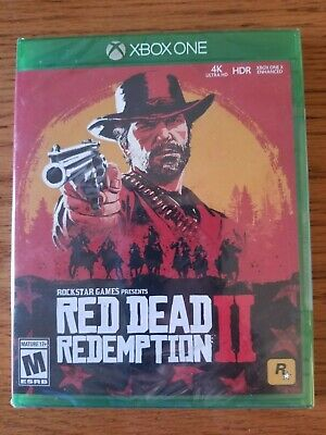 Red Dead Redemption 2 - Xbox One BRAND NEW