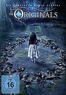 The Originals - Die komplette vierte Staffel [3 DVDs] | DVD | Zustand gut