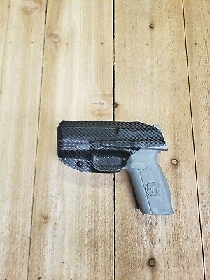 Concealment Holster IWB Black Carbon Kydex fits FN 509 Right Handed