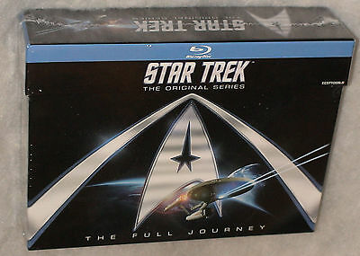 Star Trek: The Original Series - The Full Journey - Blu-Ray - Nuevo y sin Abrir