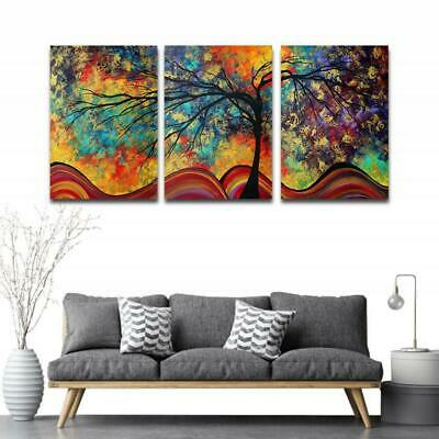 COLORS OF TREE Canvas Wall Art Decor of Creative and Modern Art