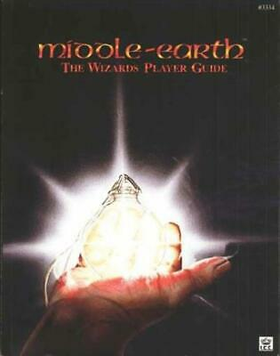 ICE Middle-Earth The Wizards CCG Wizards Player Guide, The SC VG+