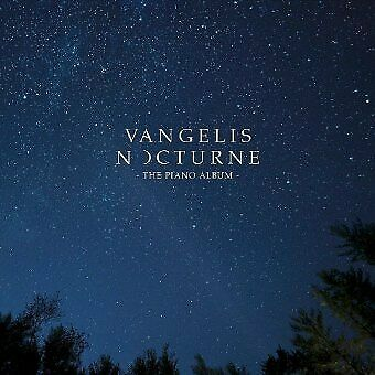 Vangelis: Nocturne-The Piano Album - CD Decca NEW