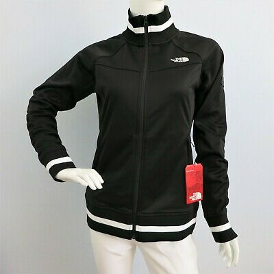 510875496038 THE NORTH FACE Women s Takeback Track Jacket Black sz S M L XL ...