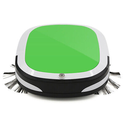 Ultra Thin Rechargeable Intelligent Robot Vacuum Cleaner Automatic Movable L2H4