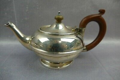Kleine Teekanne Birmingham 1931 B & W Ltd 925 Sterling tea pot solid silver