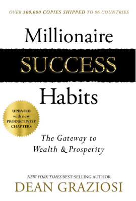 Millionaire Success Habits: The Gateway to Wealth & Prosperity📧Email Delivery📧