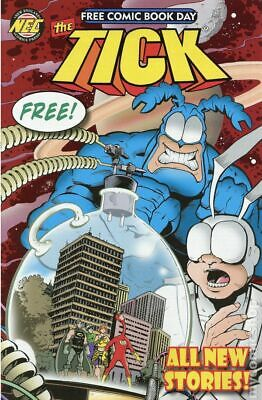 Tick (New England Comics) Free Comic Book Day #0 2014 VF Stock Image