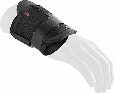 EVS WB01 Wrist Brace; Adult; One Size; Black