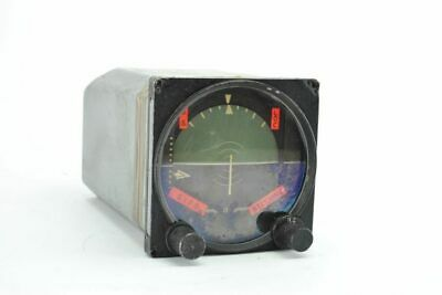 Vintage Airliner Aircraft Attitude Indicator Artificial Approach Horizon